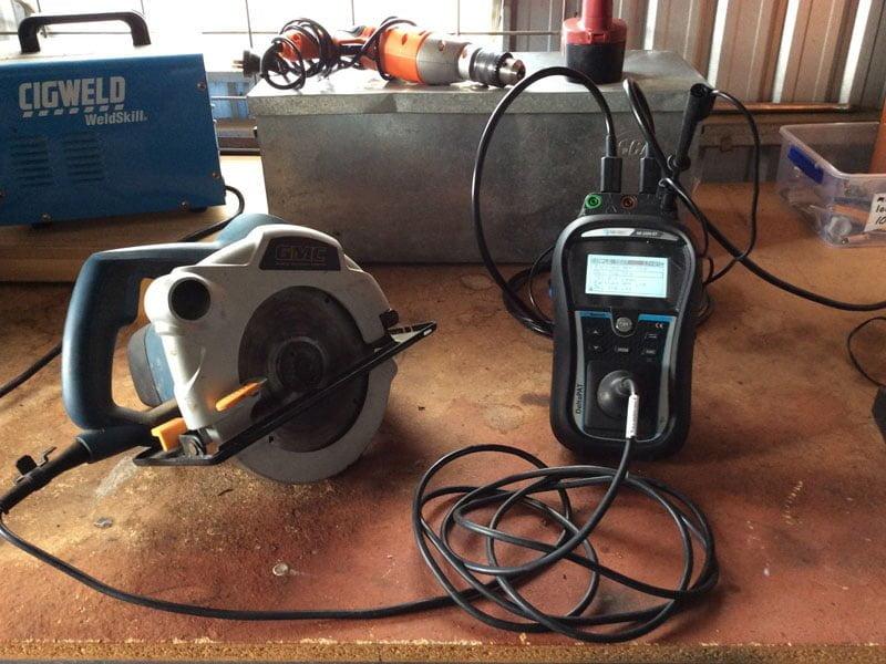 testing workshop tools