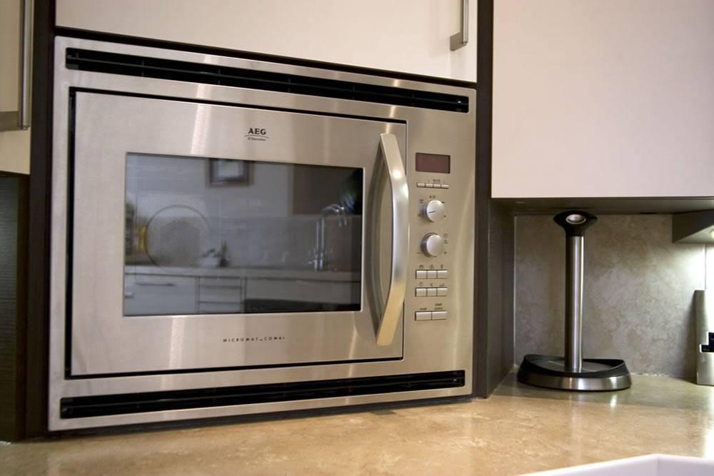 microwaves radiation tests
